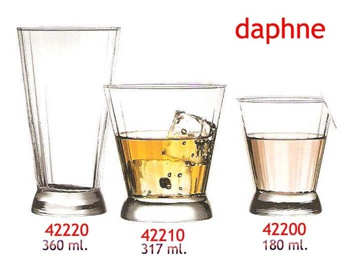 Glass Daphne