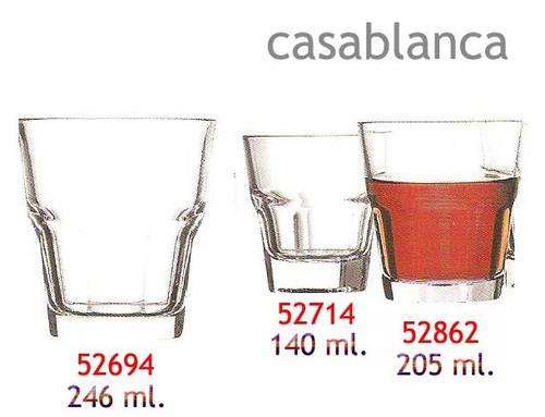 Glass Casablanca