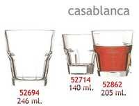 Glass Casablanca