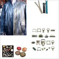 Garment and Leather Garment Accessories