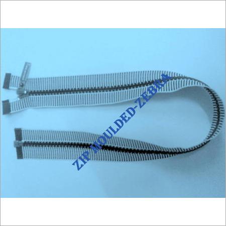 Zip Moulded (Zebra)