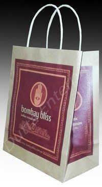 Food Carry Paper Bag