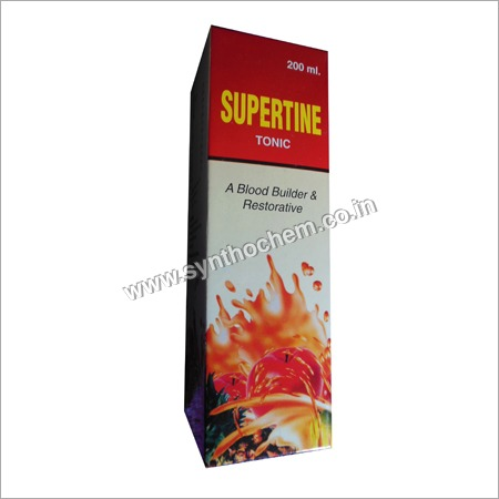 Supertine Blood Purifier Tonic