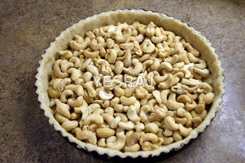 Salty Cashew