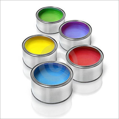 Paints Tin Containers