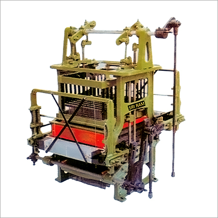 Jacquard Textile Machine