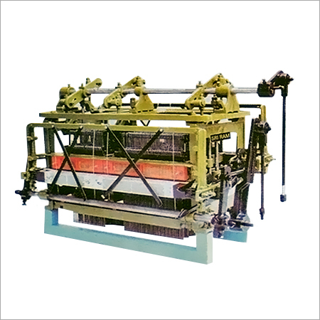 Mechanical Jacquard Machine