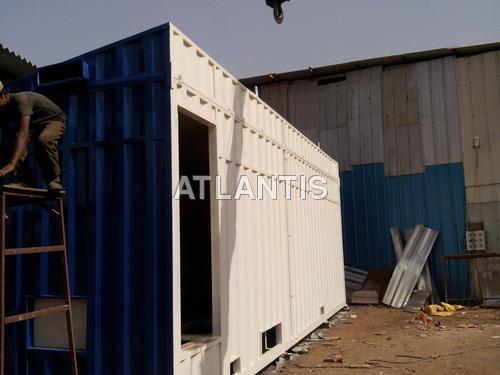 Prefabricated E-Room