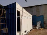 Prefabricated E-Room