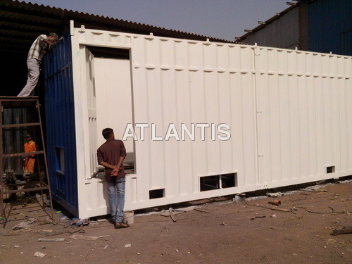 Prefabricated Control Room