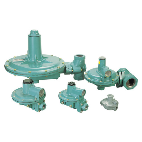 Gas Regulators & Valves