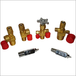Gas Cylinders & Valves