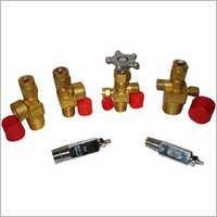 High Pressure Cylinder Valves