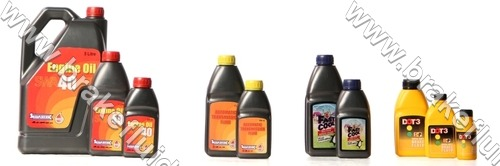 Hot3 Gear Oil