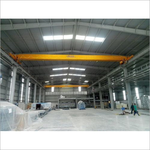 Single Girder BOX Crane