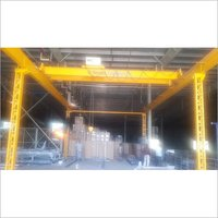 Double Girder I-BEAM Crane