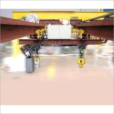 Double Girder Under-Slung Crane