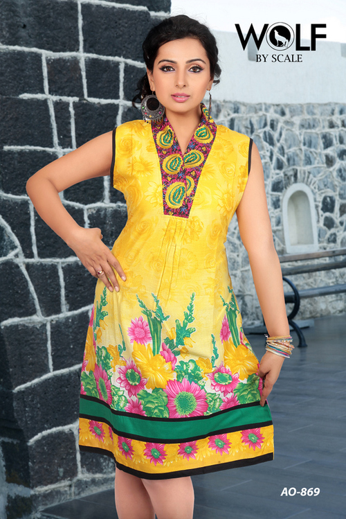 Printed Exclusive kurti