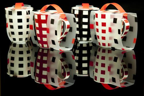 Squares Tea Mug