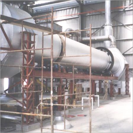 Bentonite Rotary Dryer