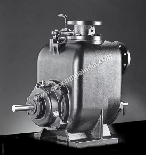 Non-Clogging Self Priming Sewage Pump