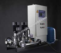 Variable Speed PID/PLC Controlled Booster Equipment