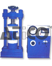 COMPRESSION TESTING MACHINE 2000KN (200 TONS)
