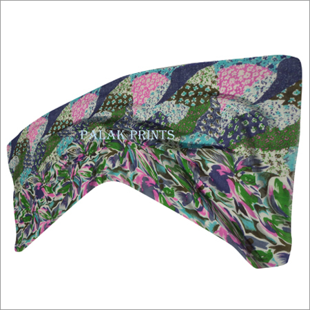 Designer Screen Printed Shawls