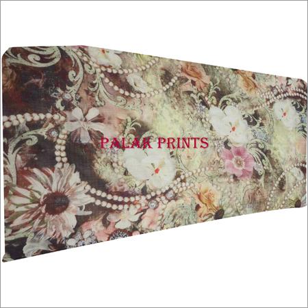 Digital Floral Print Shawls