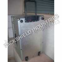 Aluminium Trolley Case