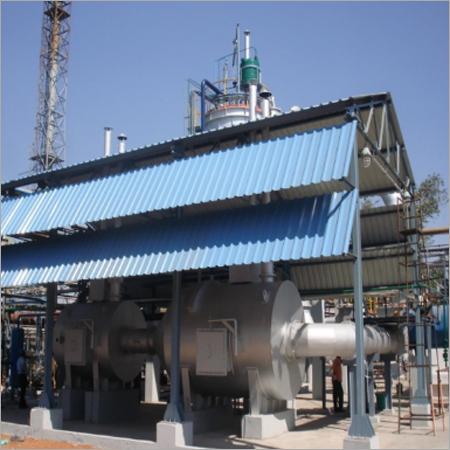Vent Gas Incinerator System