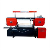 5 H.P. Semi Automatic Band Saw Machines