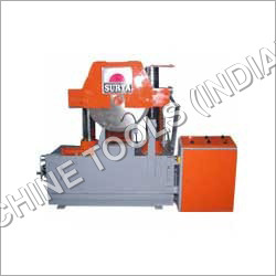 Double Column Horizontal Circular Saw