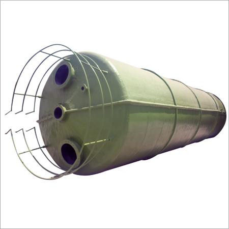 Biogas Scrubber