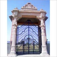 Marble Main Gate Frame