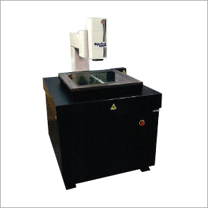 Smart Scan Video Measuring Machine