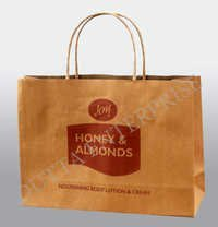 Kraft shopping Bag1