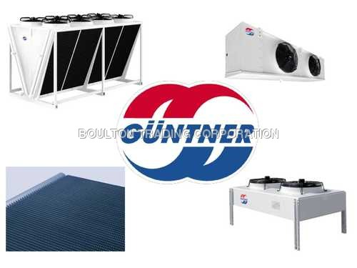 Evaporators for coldroom etc