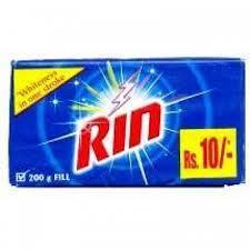 Rin detergent