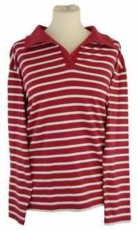 Long Sleeve Polo T Shirt