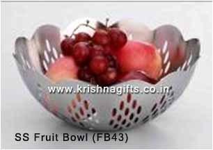 SS Fruit Bowl