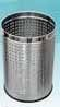 SS Dustbin Perforated