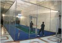 Box Cricket fabrication