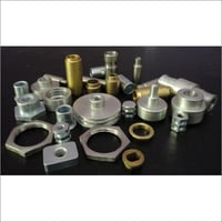 Precision Custom Machined Parts