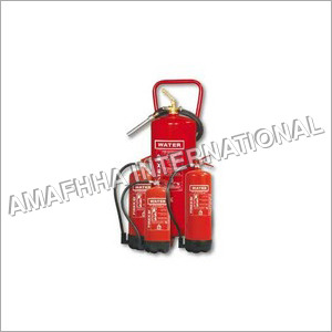 Fire Extinguisher Water