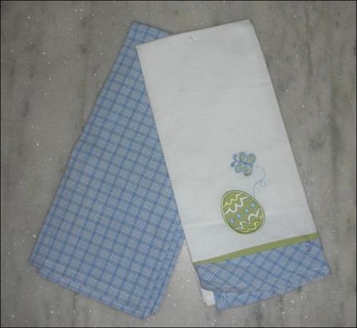 Cotton Kitchen Towel Textile