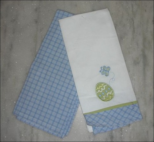 Cotton Kitchen Towel Textile