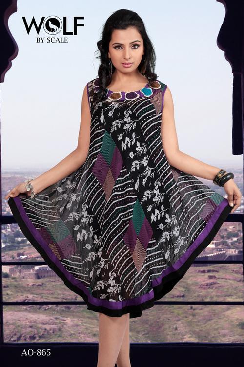 Indo stylish Kurti