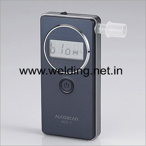 Fuel Cell Sensor Breathalyzer