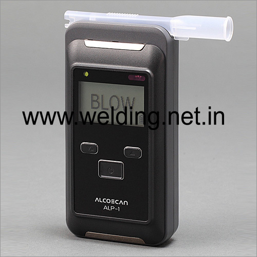 Fuel Cell Sensor Alcohol Breathalyzer